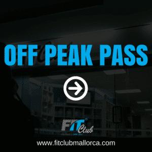 off peak gym pass