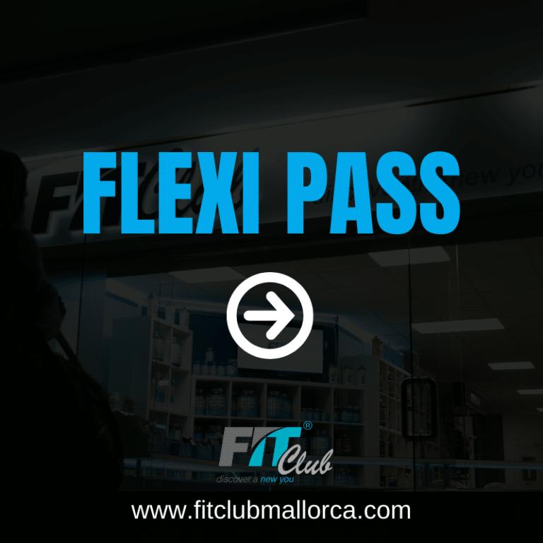 flexi gym pass
